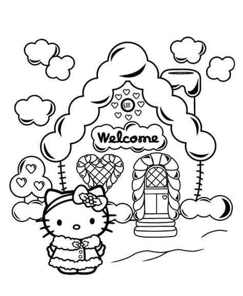 coloring pages of hello kitty christmas hello kitty christmas coloring pages best gift ideas blog