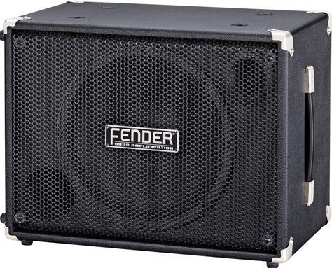 fender rumble bass cabinet fender rumble 112 cabinet image 352532 audiofanzine