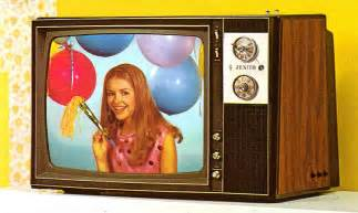 when was the color tv color tv from 1971 vintage everyday