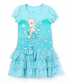 new disney frozen elsa let it go tutu dress 5 6 ebay