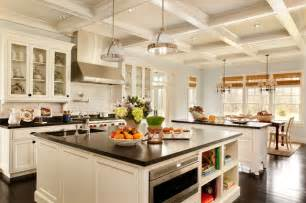 Houzz Kitchen Designs by Expansive Kitchen Traditional Kitchen