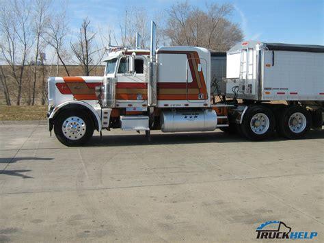 used semi trucks peterbilt conventional sleepers for sale used peterbilt