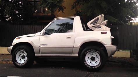 2001 Suzuki Jimny 2001 Suzuki Jimny Cabrio Fj Pictures Information And
