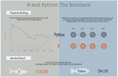 python for r users a data science approach books r vs python for data science the winner is