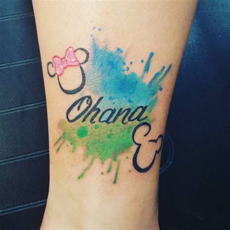 ohana tattoo ideas 55 delightful ohana designs no one gets left