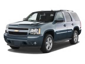 Chevrolet tahoe test drive