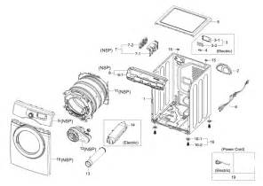 cabinet diagram parts list for model dv210aewxaa samsung parts dryer parts searspartsdirect