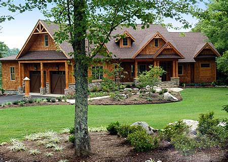 mountain ranch house plans plan w15793ge stunning mountain ranch home plan e