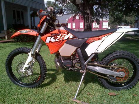 Ktm 200 Xc W For Sale 2011 Ktm 200 Xc W Dirt Bike For Sale On 2040 Motos