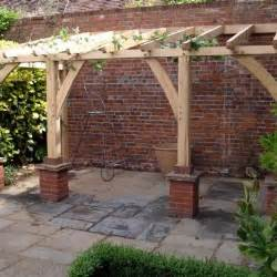 Pergola Kits Uk by Bespoke Oak Garden Buildings Structures And Rustic