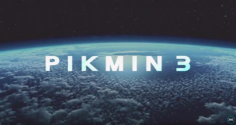 dafont intro pikmin 3 intro sequence logo forum dafont com
