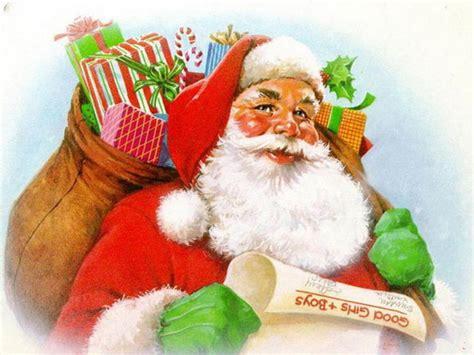 santa claus merry 8 poem it s time