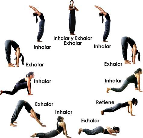 imagenes para hacer yoga c 243 mo realizar el saludo al sol en yoga defensa personal