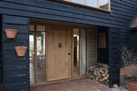 Orlestone Oak Flooring Joinery And Projects Oak Windows Barn Front Door