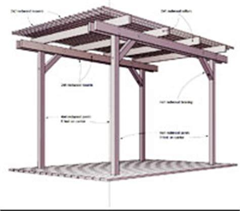woodwork build covered pergola pdf plans printable woodworking planswoodworker plans woodworker plans