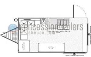 Concession Stand Floor Plans Concession Floor Plans 171 Floor Plans