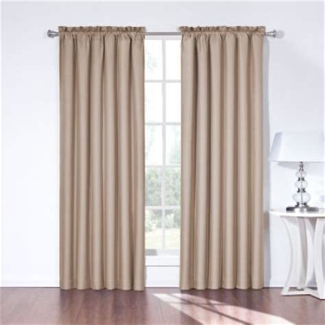 sears thermal curtains energy saving blackout curtain block light and noise at