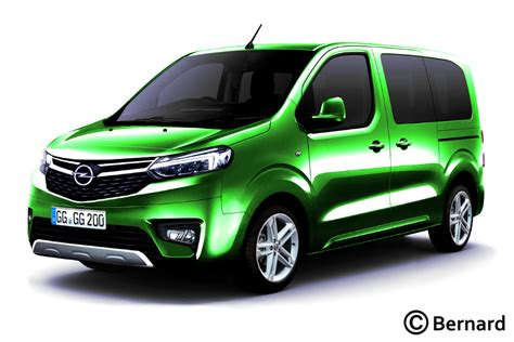 opel combo bernard car design 2018 citroen berlingo peugeot partner