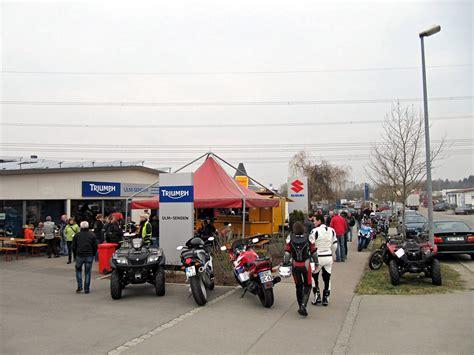 Motorrad Bayer Triumph by Saisonstart 2014 Motorrad Bayer Gmbh