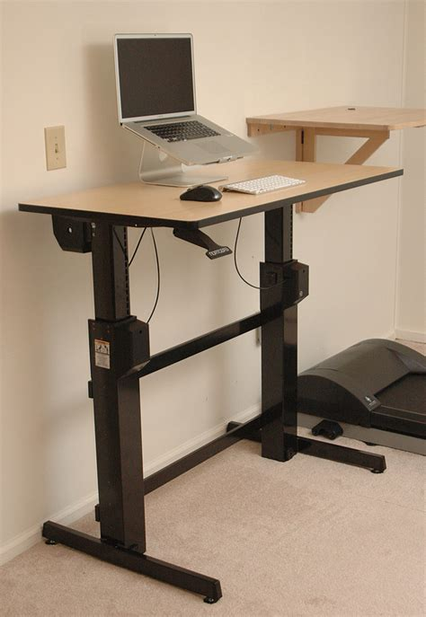 sit and stand desk platform sit stand desk riser review and photo