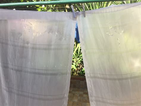 lavare le tende come lavare le tende consigli