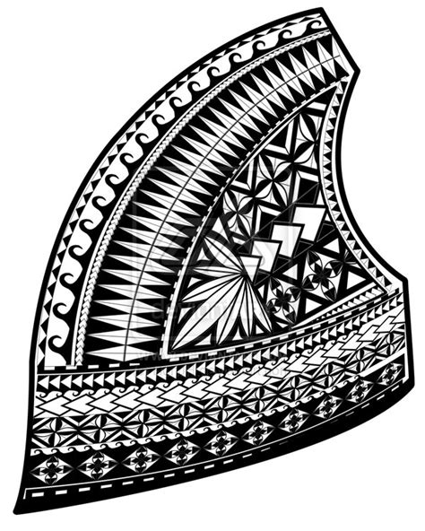 samoan style tattoo designs the black tattoos design