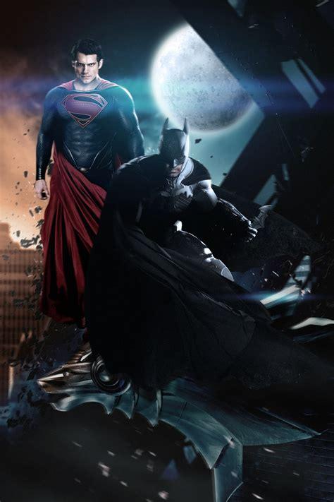 Batman Vs Superman Fight B M000104 Iphone 5 5s Se Casing Cus cool batman vs superman fan poster featuring henry cavill s kal el ben affleck s