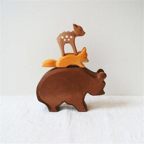 Handcrafted Wooden Animals - the world s catalog of ideas