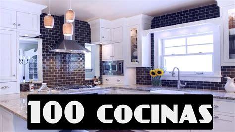 cocinas pequenascocinas modernas de concreto