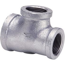 Anvil Plumbing by Pipe Fittings Galvanized Malleable Anvil 3x3x1 1 4