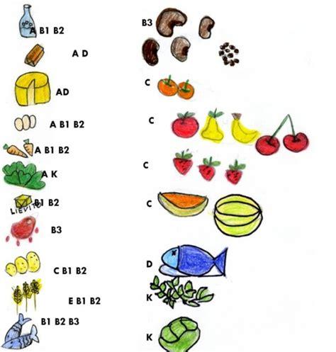 alimenti ricchi di vitamine b forum salute e benessere perch 232 le vitamine sono