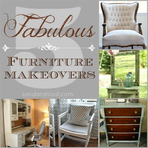 5 fabulous furniture makeovers page 4 of 7 sand and sisal