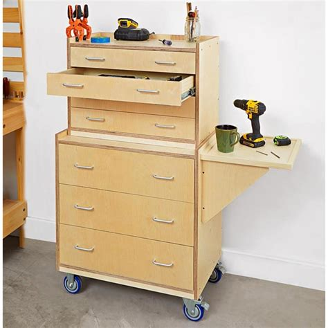 rolling tool cabinet plans tool cabinets new72 light brown square simple wooden