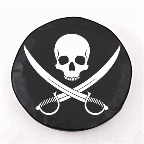 all things jeep jolly roger tire cover