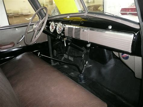1949 Chevy Interior by 1949 Chevrolet 3100 80990