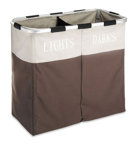 light and laundry lights and laundry sorter java brown in