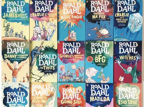 roald dahl pictures of his books roald dahl would be 100 today here are 10 pearls of
