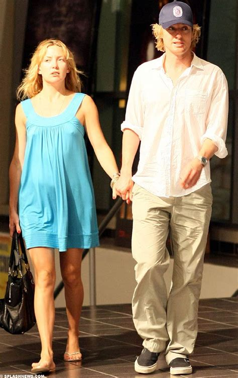 Owen Wilson And Kate Hudson Its On by Owen Wilson And Kate Hudson Go With Their On Again