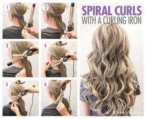 curl hairstyling techniques how to curl your hair 6 different ways to do it