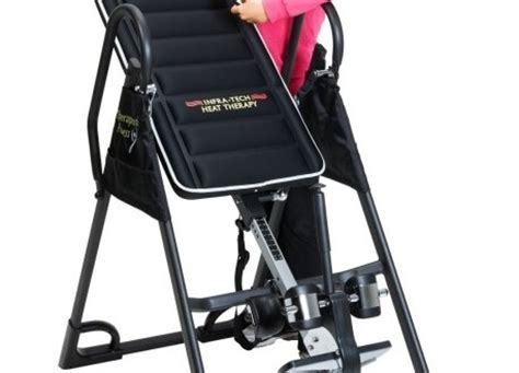 ironman infrared inversion table reviews ironman ift 4000 infrared inversion table review