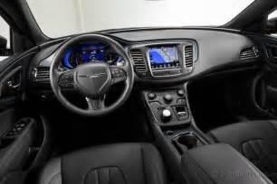 Chrysler 200 Interior 2015 Chrysler 200 Interior Chrysler
