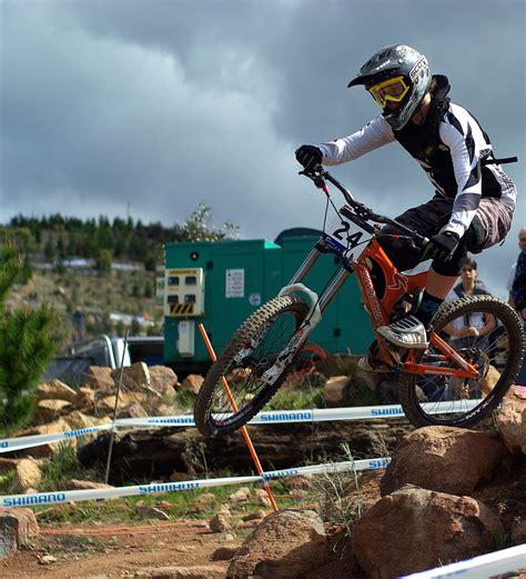 mtb cycling downhill mountain biking wikipedia