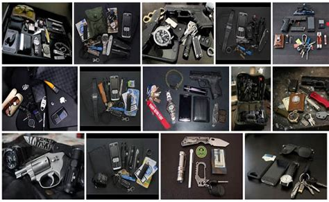 every day carry items what s in your every day carry edc