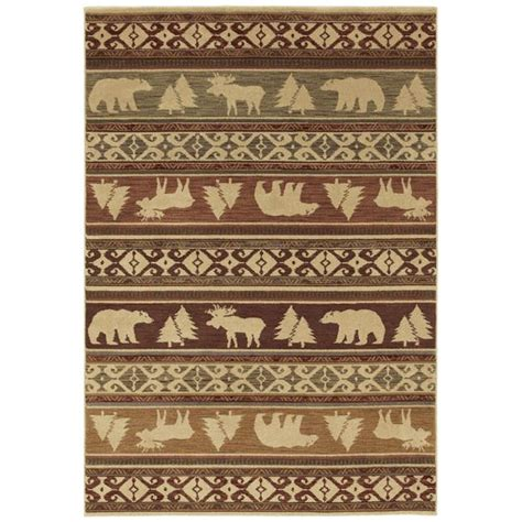 lodge rugs clearance cabin rugs clearance meze