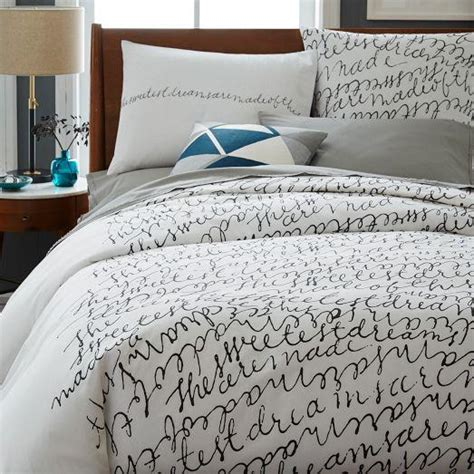 script bedding patch nyc script duvet cover shams stone white i west elm