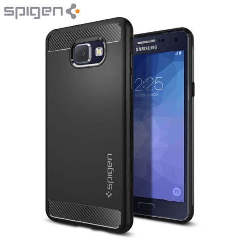 Samsung J3 2015 2016 Spigen Rugged Carbon Capsule Backcase Cover spigen rugged armor samsung galaxy a5 2016 tough