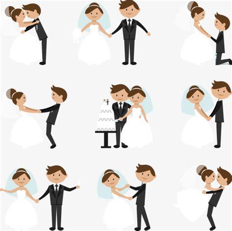 Wedding Vector Png by Vector Wedding New Personality Wedding Wedding