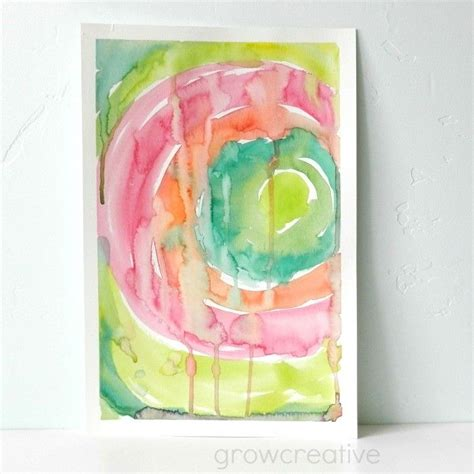 tutorial watercolor abstract 1000 ideas about abstract watercolor tutorial on
