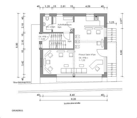 Floor Plans Design friseur alihodzik krumbach architekturb 252 ro peter degle