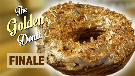 Donat Gold is the 100 golden donut worth it